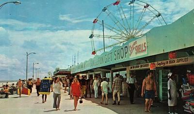 Jacksonville Beach 1970's
