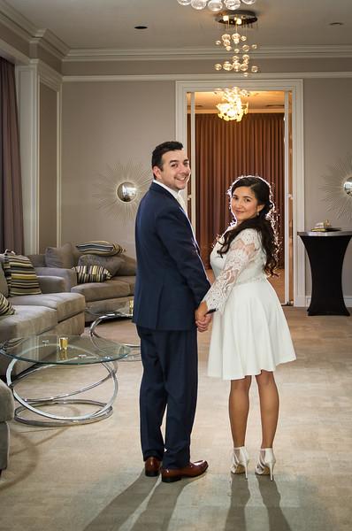 Deanna & Joel