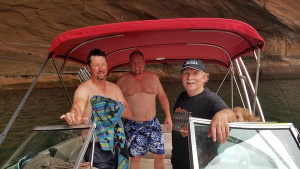 Lake Powell - 2018