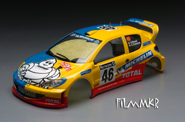 Peugot 206 Phantom Racer