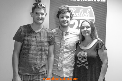 2013-05-31 - Mix100 - Passion Pit Meet n Greet