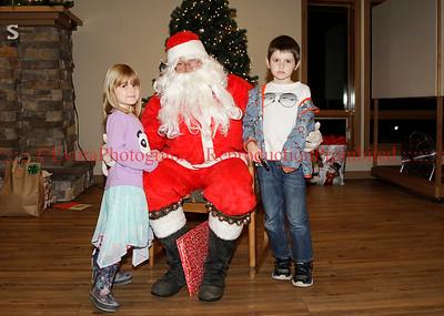 Kiwanis Dinner & Santa