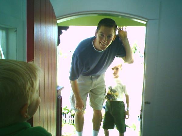2005 June Fathers Day Jordan Creek Mall