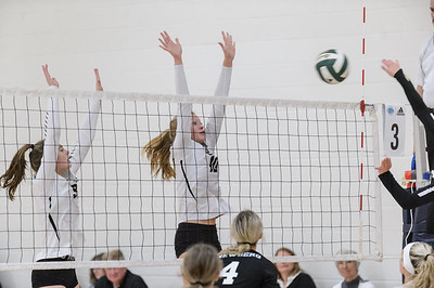 Tigard HS Varsity Volleyball - Westview Tournament