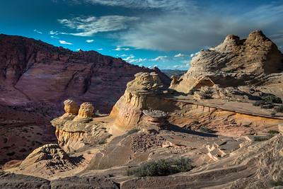 Coyote Buttes North, AZ/Utah