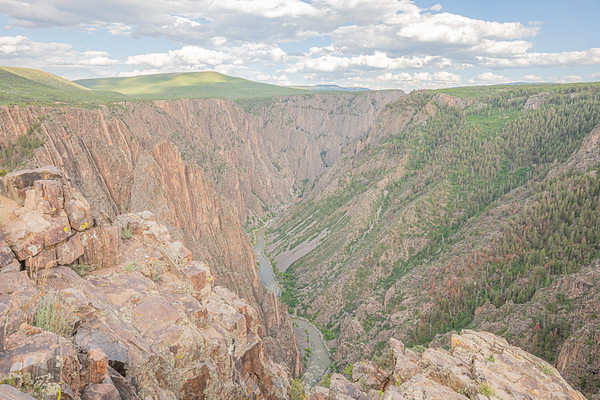 South Rim, Black Canyon of the Gunnision National Park