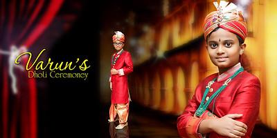 Varun's Dhoti Ceremony Celeberation