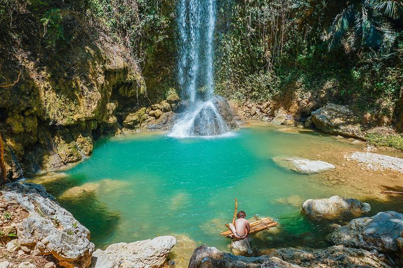 Kawasan Falls Philippines