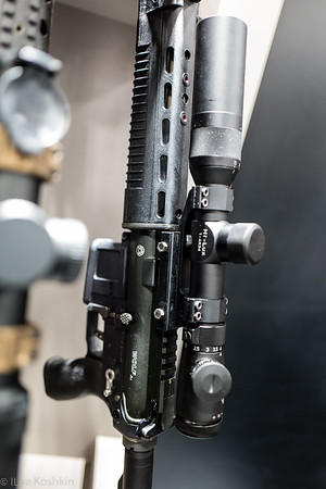 CMR4-based service rifle scope