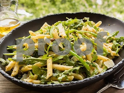 lemony-green-bean-pasta-salad-recipe