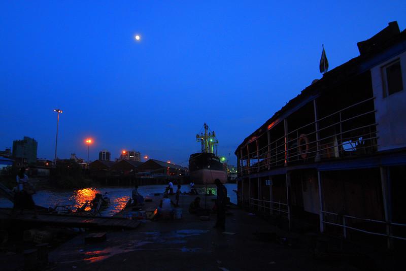 Yangon River at Sunset Myanmar (16).jpg