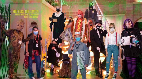 SAC Halloween 2020