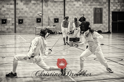 Cobham Fencing Club - Dec 2017