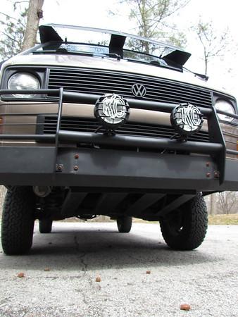 1984 Volkswagen Vanagon