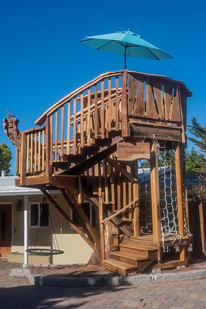 Michael's Treehouse