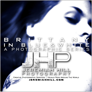 BRITTANY IN BLUE & WHITE