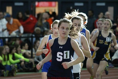 2016 CIAC State Open Indoor Championship