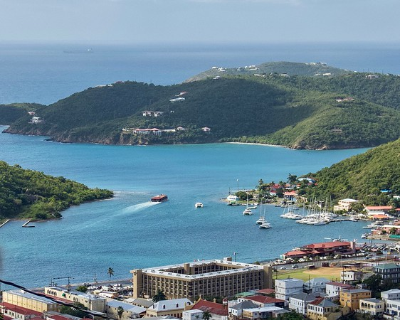 St Thomas & Tortola December 2019