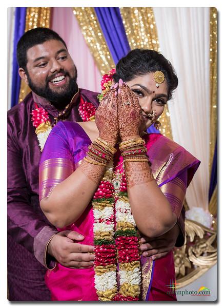 Archana & Ashwin's Engagement 2021