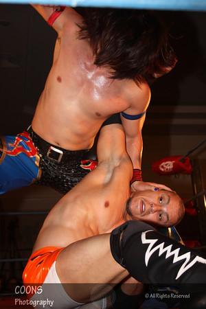 DGUSA 1/27/12 - Low Ki vs BxB Hulk