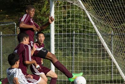 Caissons Soccer