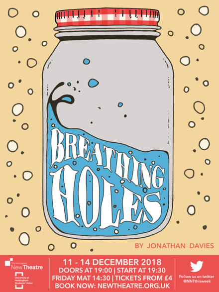 Breathing Holes poster