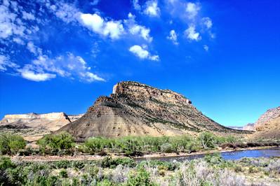 Colorado Colors Various Locations