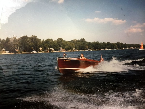 """24' 1931 Chris Craft Runabout """"See Bee"""""""