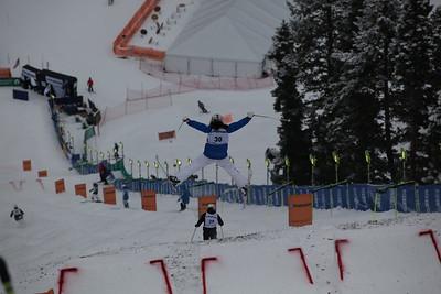 Jan 10, 2018 - Deer Valley moguls World Cup training