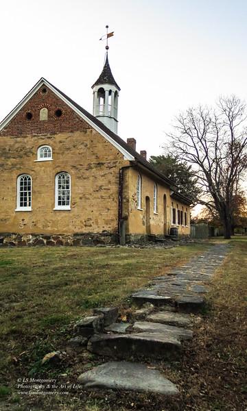Historic Bethabara Church, Winston-Salem, NC