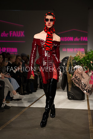 FW17 - Maison The Faux