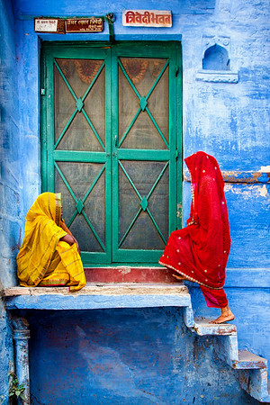 Fine Art Prints - People from our Travels