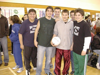 GOYA Oakmont Volleyball Tournament - March 6, 2004