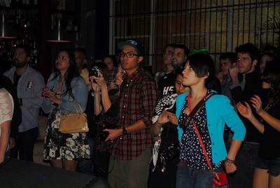 SWAN Press Party 2011