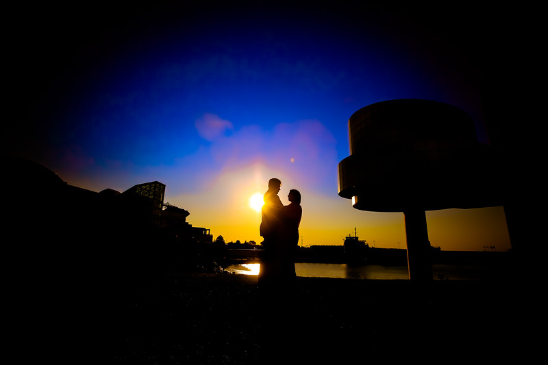 Rock & Roll Hall of Fame Sunset E-Session
