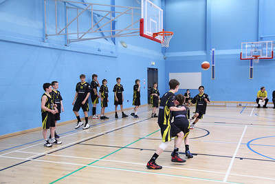 Jets basketball - London