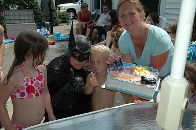 TJ, Brooke, Joe's Birthday 2006