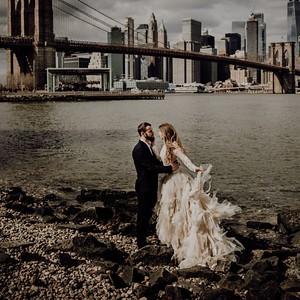 Jaqueline & Tomas, en New York