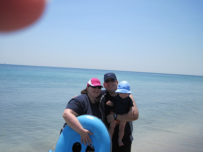 May 2011 (1st Beach Day)
