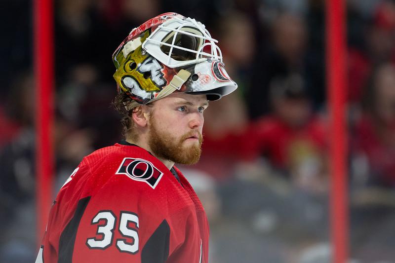 NHL 2018: Capitals vs Senators  DEC 29