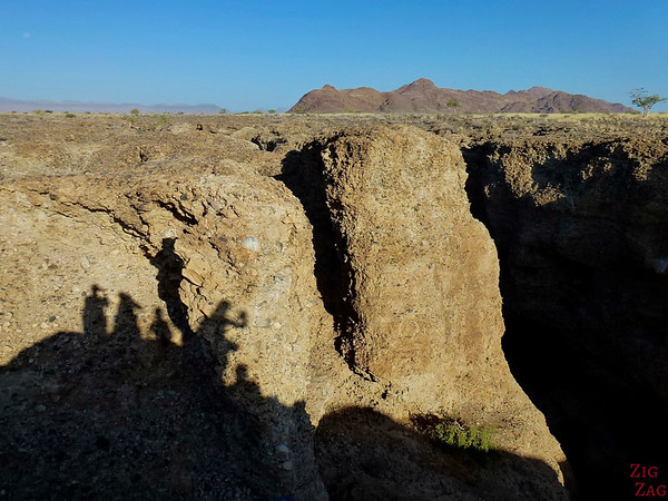 Sesriem canyon, Namibia photo 1