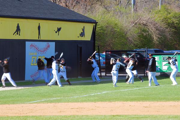 2016 Elks Varsity Baseball