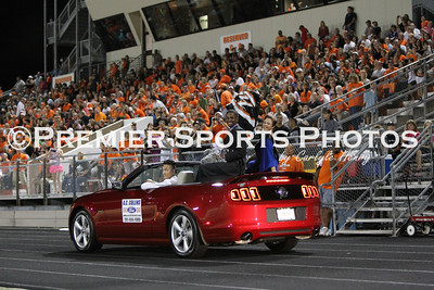 LPHS Homecoming Cort 9/28/2012