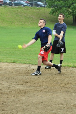 TRHS Student-Faculty Softball Game
