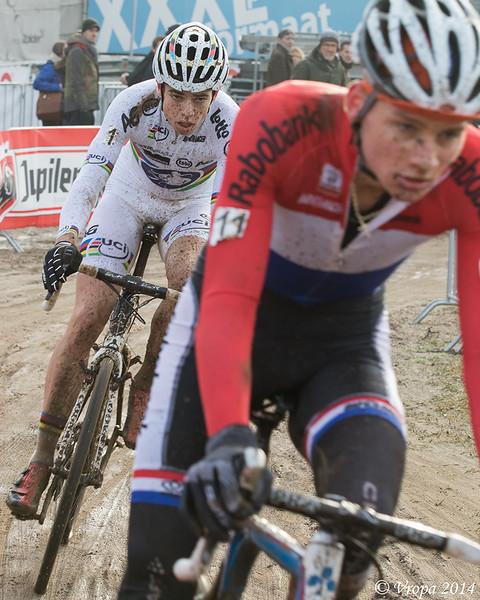 Wout en Mathieu Heusden-Zolder