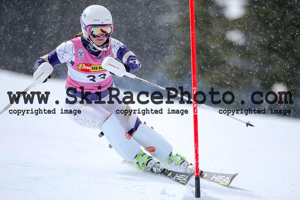 Saturday Ladies PM (Slalom)