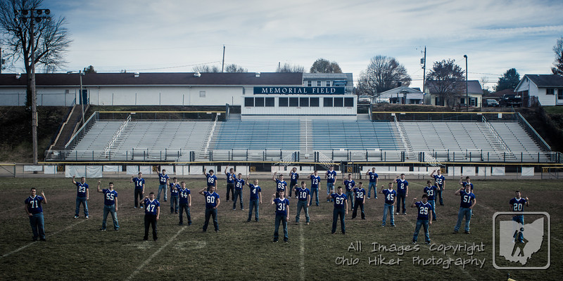 Blue Devil Football 2012