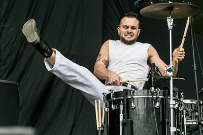 Slaves UK at CalJam18