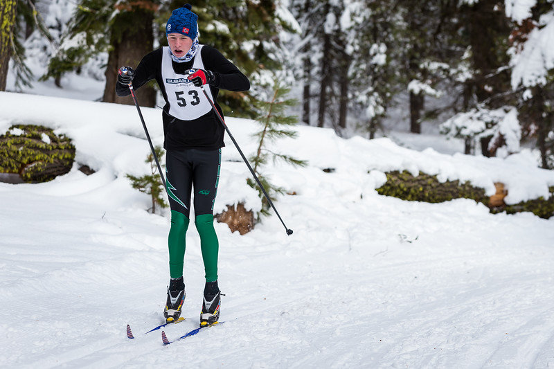 OISRA Northern Division Classic Ski Race