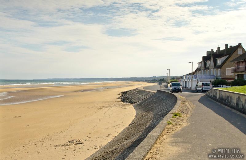 Road Along Beach 3   Photography by Wayne Heim